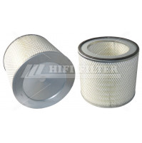 Air Filter For CATERPILLAR 4 L 9853 - Dia. 352 mm - SA10283 - HIFI FILTER